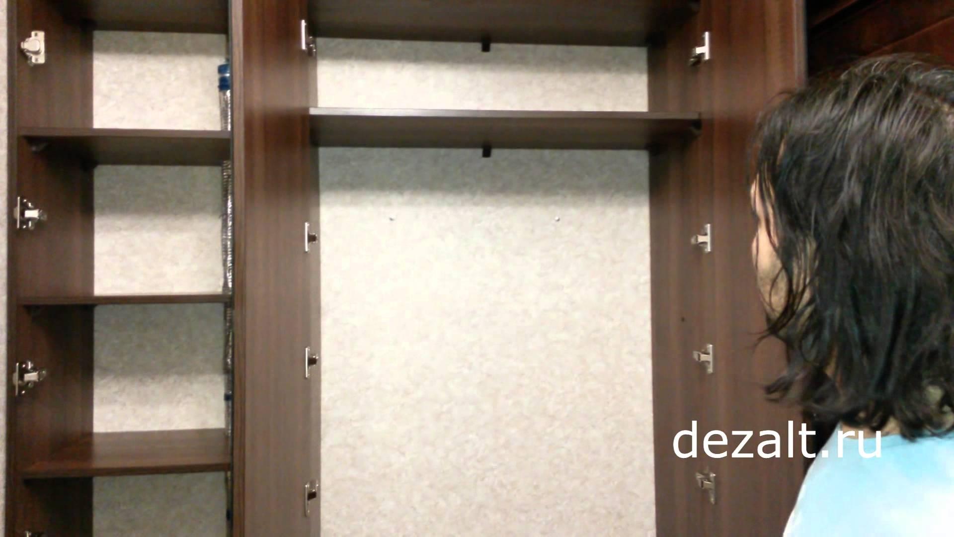 Распашные двери в шкаф своими руками